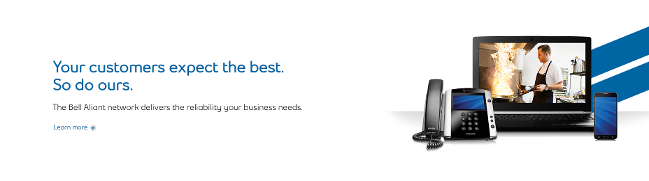 Bell Aliant Network - power your business