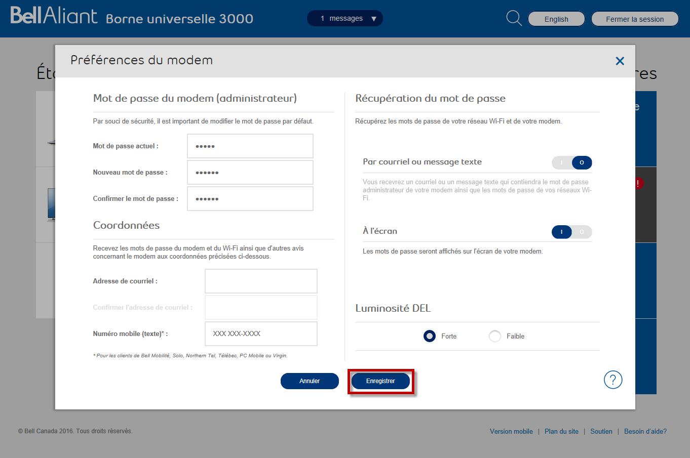 Modifier ou réinitialiser votre mot de passe Windows ...