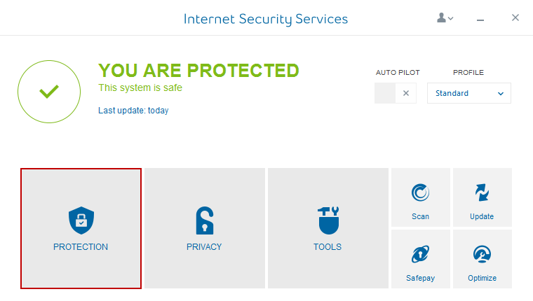 Internet Security Services Protection