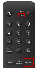 Reset my Fibe Slim remote to factory default - Support - Bell Aliant