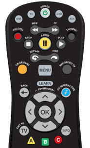 how to program a motorola remote to your tv android
