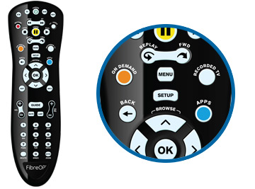 Program my remote to control my TV and receiver - Support - Bell Aliant