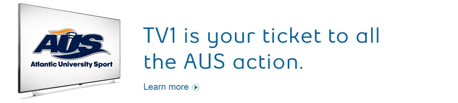 TV1 is your ticket to all the AUS action. Learn more.
