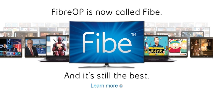 Fibe is now called Fibe
