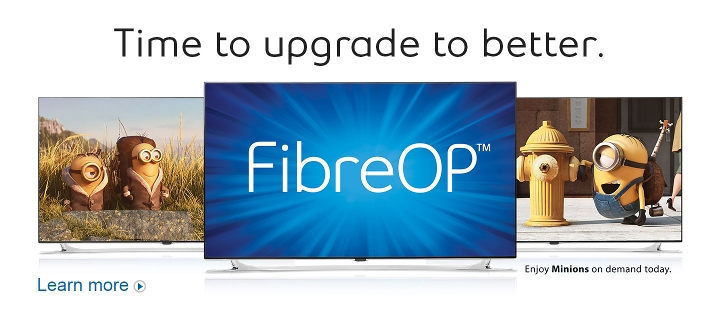 Upgrade to better TV