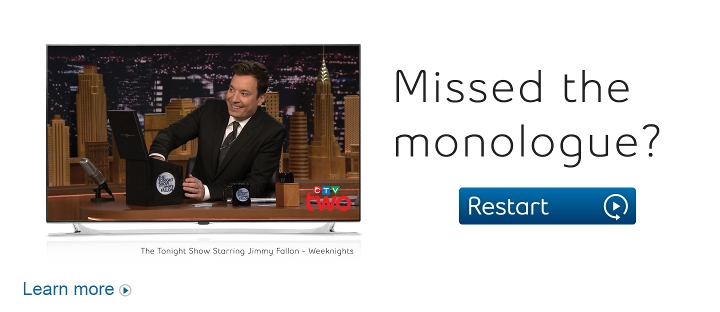 Missed the monologue? Restart.  Learn more.