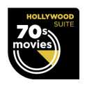 Hollywood Suite 1970s movies Logo