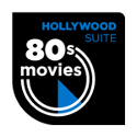 Hollywood Suite 1980s movies Logo