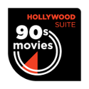Hollywood Suite 1990s movies Logo