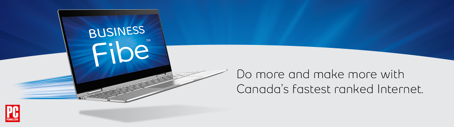 Do more and make more with Canada's fastest ranked Internet
