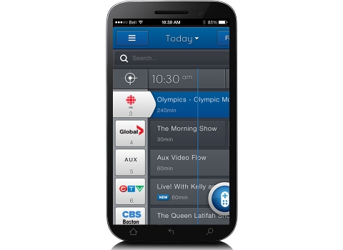 wd tv remote app how to use