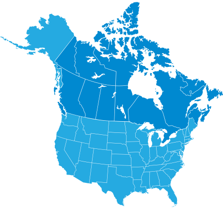 Small Map Of Canada.Unlimited Canada U S Long Distance Small Business Bell Aliant